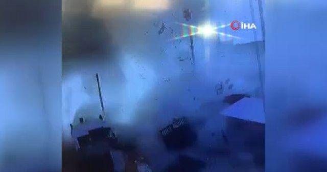 Çobanbey'de bomba yüklü araç patladı: 2 ölü