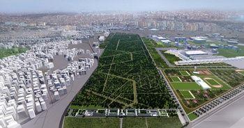 Atatürk Havalimanı'na kurulacak millet bahçesi projesinde detaylar belli oldu