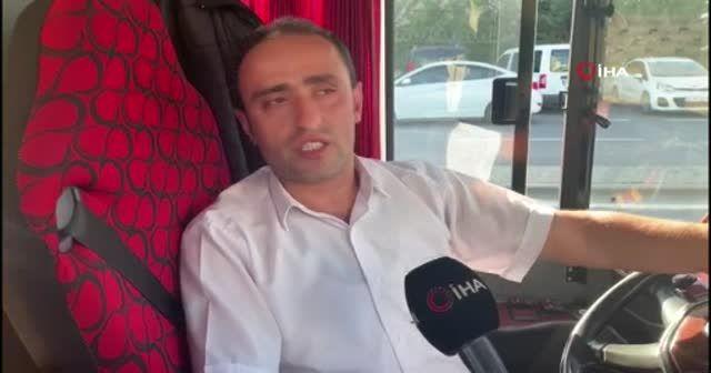 Minibüsle kız kaçıran şahısların özel halk otobüsüyle kovalandığı olayın ayrıntıları ortaya çıktı