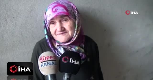 Türkiye'de gündem olan Nadire Nine! 'Bayrak benim milli gururum'