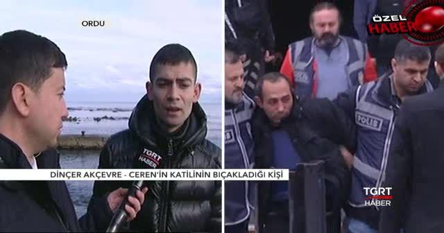 Ceren Özdemir'in katili onu da bıçaklamış