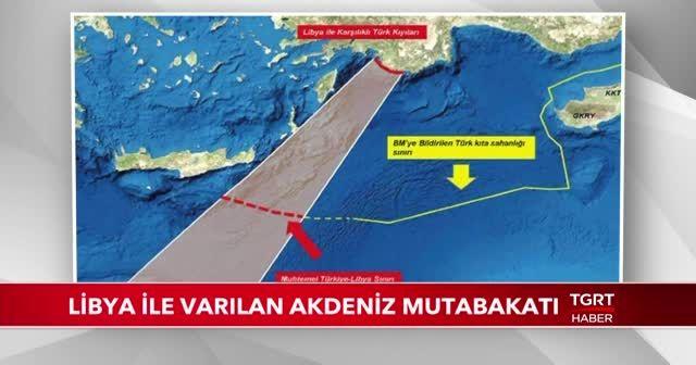 KKTC Başbakanı Ersin Tatar: Libya antlaşması dengeleri tamamen bozmuştur