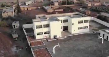 Teröristlerin karargah olarak kullandığı okullar eğitim yuvasına dönüştürülüyor