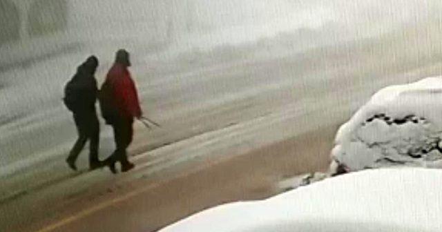 Uludağ'da kaybolan dağcılardan iz bulundu