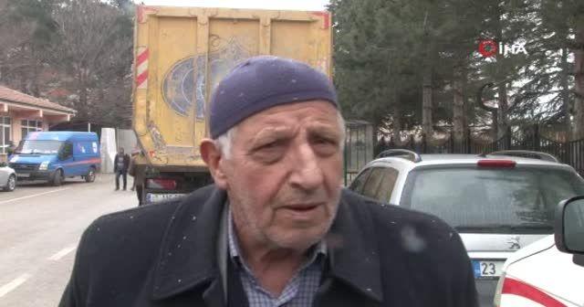 Elazığ'da kar yağışı başladı