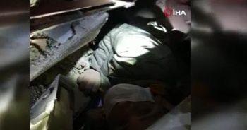 13 yaşındaki Emir'in kurtarılma anlarına dair yeni görüntüler ortaya çıktı