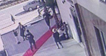 9 yaşındaki çocuk 2. kattan beton zemine düştü