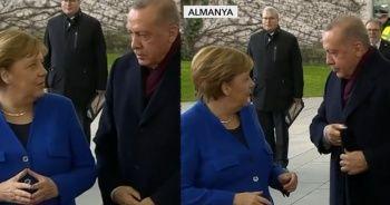 Sosyal medya Merkel'i konuştu