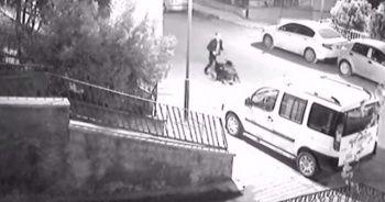 Tekerlekli sandalyeyi çaldı, vicdan yapıp geri getirdi