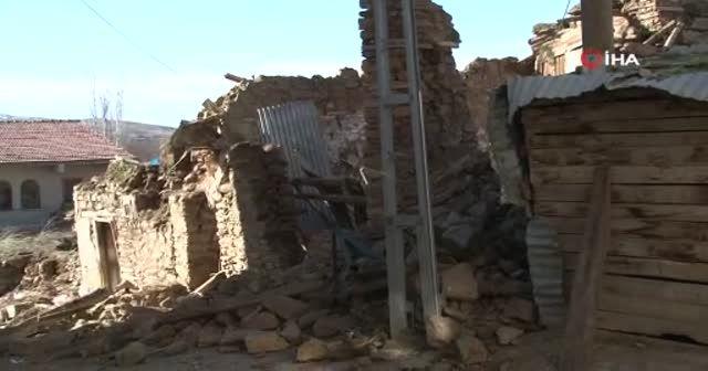 Malatya'da deprem yaraları sarılıyor