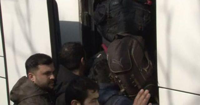İstanbul'daki mültecilerin Avrupa hareketliliği