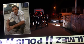 45 yaşındaki adamı komşuları kanlar içinde ölü buldular