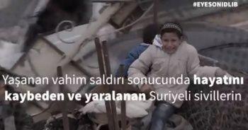 ABD Büyükelçiliğinden İdlib paylaşımı