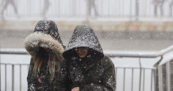 İstanbul için kar ve buz uyarısı