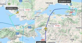 Kaza yapan uçağın radar ekran görüntüleri ortaya çıktı