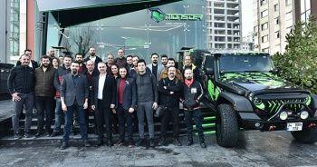 Monster Notebook İstanbul'da yeni genel merkezine taşındı