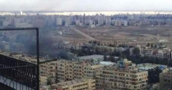 Şam'da bomba yüklü araçla saldırı
