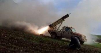 SMO, rejime ait askeri noktaları vurdu