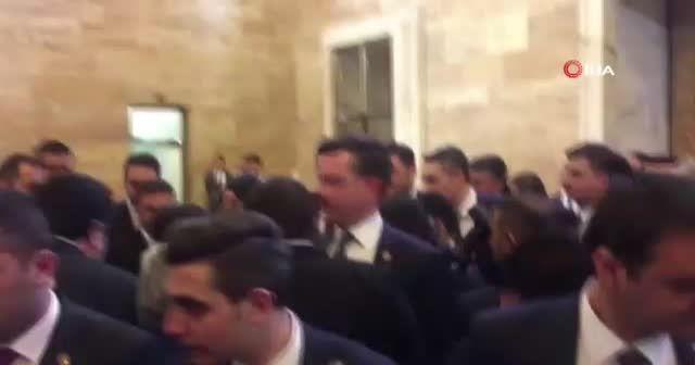 Cumhurbaşkanı Erdoğan'a koronavirüsüne karşı termal kameralı takip