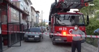 Denizli'de apartmanda çıkan yangında 1 kişi öldü
