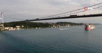 Fatih sondaj gemisinin Karadeniz seferi başladı