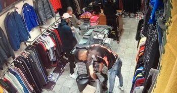 Fatih'te bir iş yerinde 2 gün arayla hırsızlık