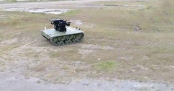 Savunma Sanayii Başkanı Demir: Mehmetçiğe robot yardımcılar geliyor