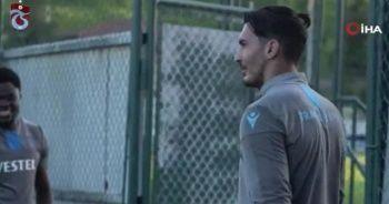 Trabzonspor idmanında 'Uğurcan Çakır' şov!