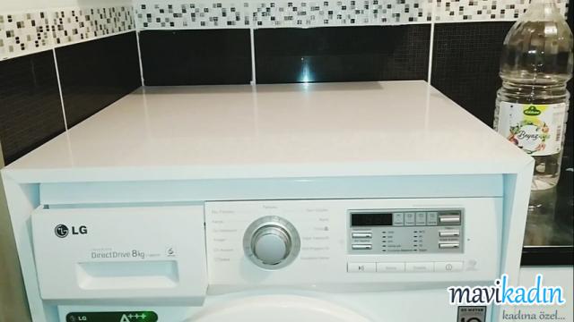 Çamaşır Makinesi Kokusu Nasıl Yok Edilir? Kesin Doğal Çözüm