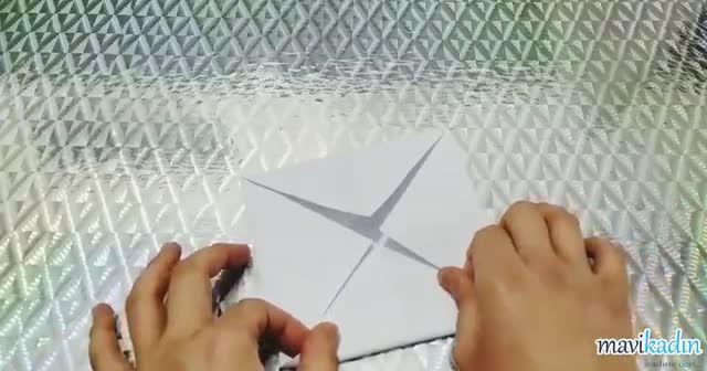 En Kolay Şekilde Kağıttan Tuzluk Nasıl Yapılır Tuzluk Oyunu Nasıl Oynanır