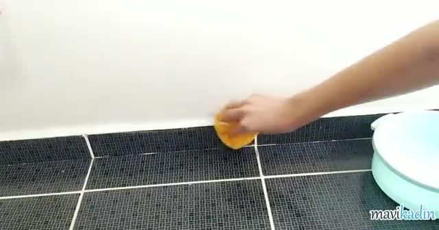 Küf, Rutubet Kokusu Duvardaki Küf Lekesi Nasıl Gider Karbonat Ve Saç Kurutma İle Çözüm
