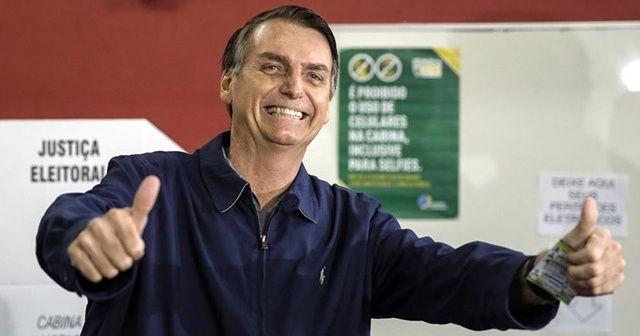 Bolsonaro, hidroksiklorokin kullanıyor