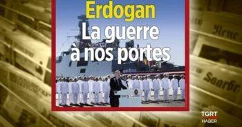 Fransız Le Point dergisi: Savaş kapımızda