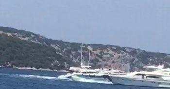 Kaptansız kalan bot, herkesi korkuttu