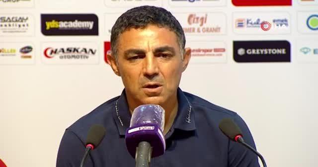 Mustafa Özer: Eskişehir takımına sahip çıkmalı