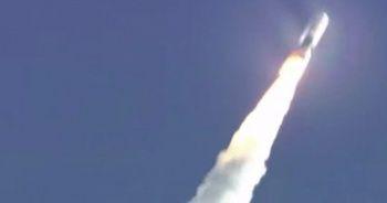 Taşıyıcı roket Japonya'dan fırlatıldı