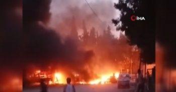 Tel Abyad'da bomba yüklü araç patladı: 6 ölü