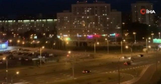 Belarus'taki gösterilerde tansiyon düşmüyor