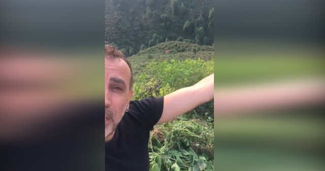 Giresun sanatçı Haluk Levent'i misafir etti