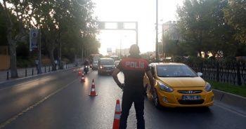 İstanbul'da helikopter destekli 'Yeditepe Huzur' uygulaması