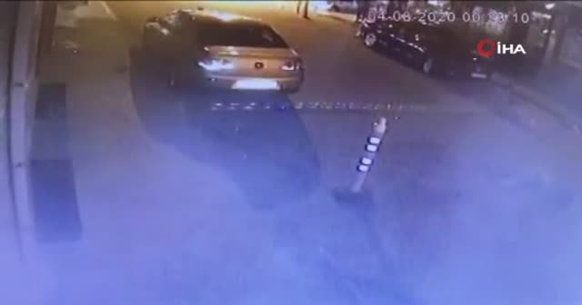 İstanbul'da silahlı kavga dehşeti kamerada
