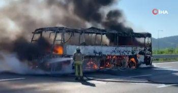 İstanbul Valiliğinden otobüs yangınına ilişkin açıklama