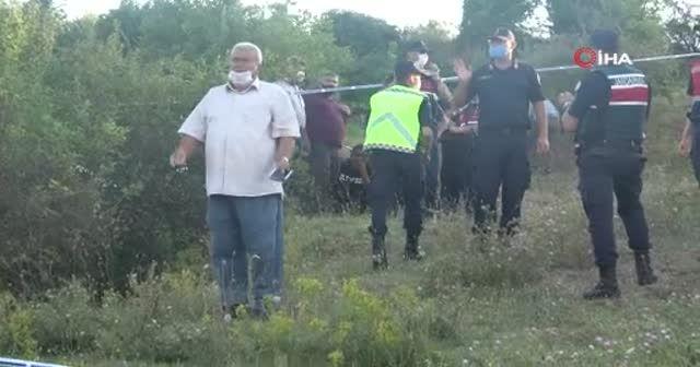 Köy yolunda kontrolden çıkan traktör şarampole devrildi! Ölü ve yaralı var