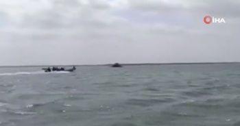 Pakistan'da tekne alabora oldu: 8 ölü