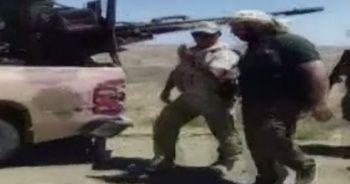 Rus tümgeneralin öldüğü patlama kamerada