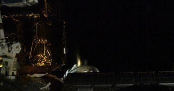 SpaceX'in NASA astronotları Dünya'ya dönüyor
