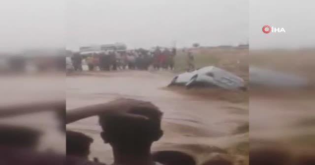 Sudan'da sel: 10 ölü