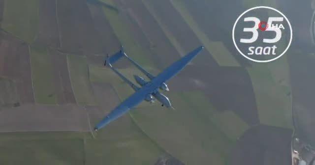 Aksungur İHA uçuş testini tamamladı