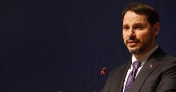"""Bakan Albayrak: """"Güçlü ekonomimiz ve sağlam finansal altyapımızla yatırımlarımıza devam ediyoruz"""""""