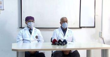 Cerrahpaşa Tıp Fakültesi'nde aşının Faz 3 çalışmalarına başlandı